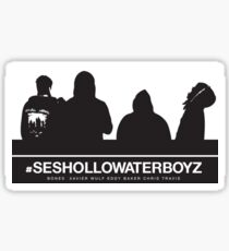 Seshollowaterboyz Sticker