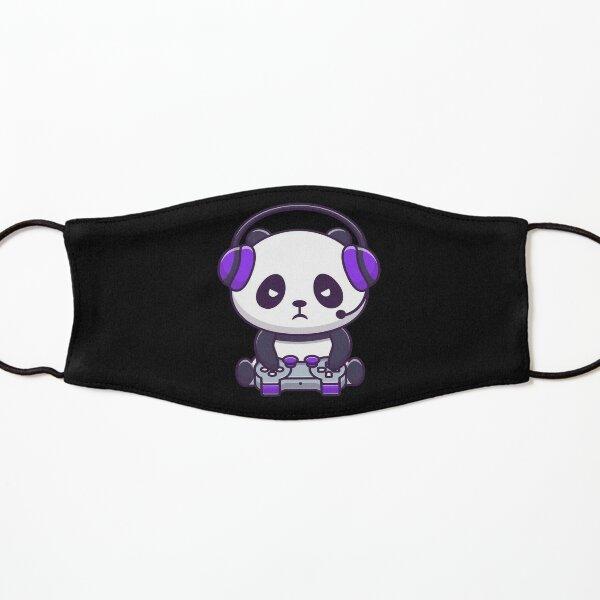 Cute Gaming Panda Kids Mask