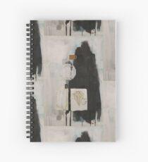 """Frost"" Spiral Notebook"