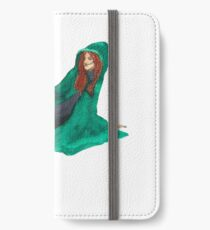 St. Alia of the Knife iPhone Wallet/Case/Skin