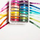 Rainbow Ribbons... by Catherine MacBride