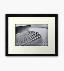 Ever shifting Framed Print
