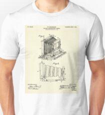 Folding Photographic Camera-1904 Unisex T-Shirt