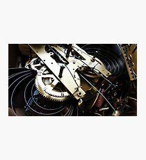 Clockwork Photographic Print