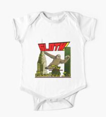 Sloth The Deadliest Sin 01 Kids Clothes