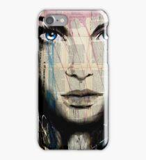 azalea blue iPhone Case/Skin