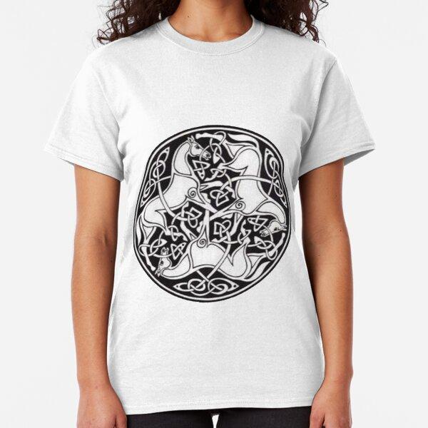 celtic horse 1 Classic T-Shirt
