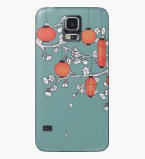 Laternen Hülle & Klebefolie für Samsung Galaxy