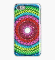 Mandala of Inner Peace iPhone Case/Skin