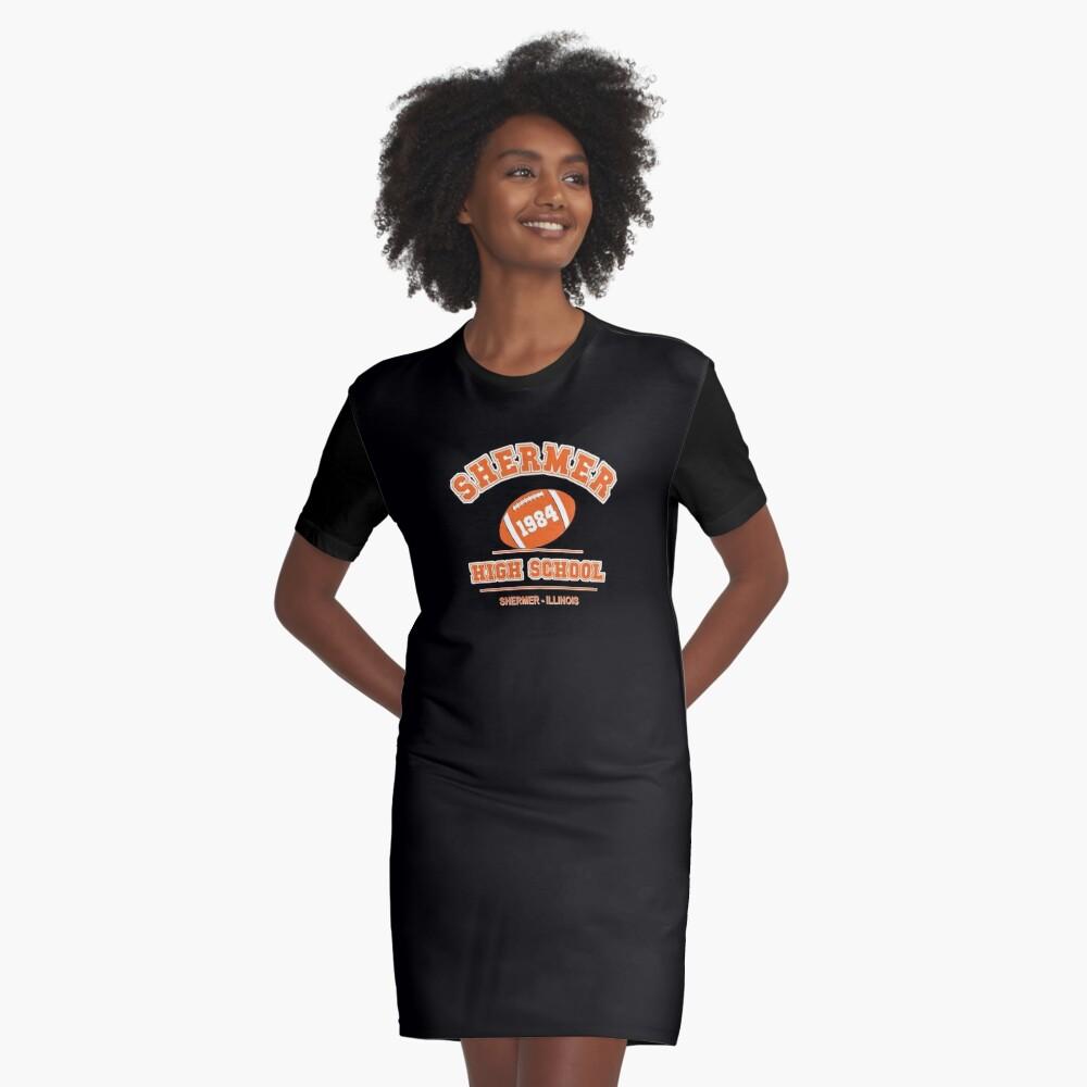Der Frühstücksclub - Shermer High 1984 ' T-Shirt Kleid