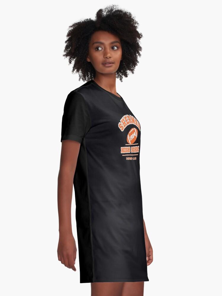 Alternative Ansicht von Der Frühstücksclub - Shermer High 1984 ' T-Shirt Kleid