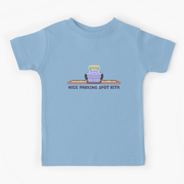 Schöner Parkplatz Rita Kinder T-Shirt