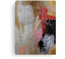 """Kites"" Abstract Print Canvas Print"