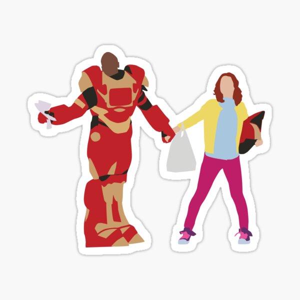 Incassable Kimmy Schmidt Sticker