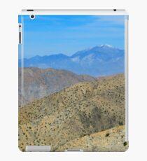 Joshua Tree Overlook iPad-Hülle & Klebefolie