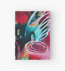 Step By Step, You'll find your wings Hardcover Journal