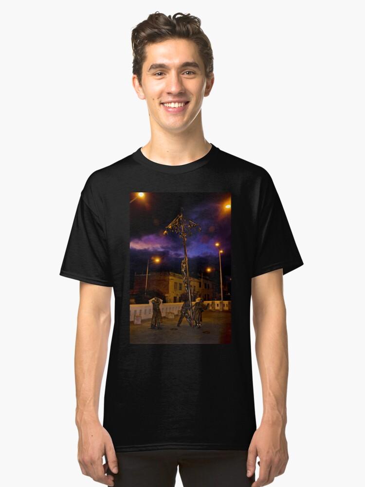 Family Evening Fun II Classic T-Shirt Front