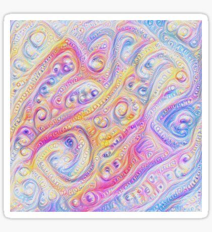 Summer day #DeepDream A Sticker