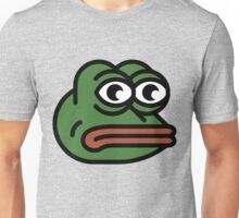 Sad Pepe 2.0 Unisex T-Shirt