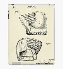 Baseball Mitt-1945 iPad Case/Skin