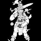 «Green shaman» de adriaguez