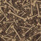 Skulls N Bones by BitGem