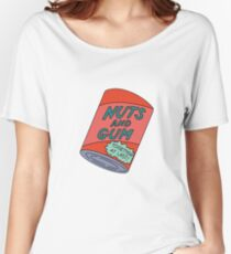 Nuts and Gum Women's Relaxed Fit T-Shirt