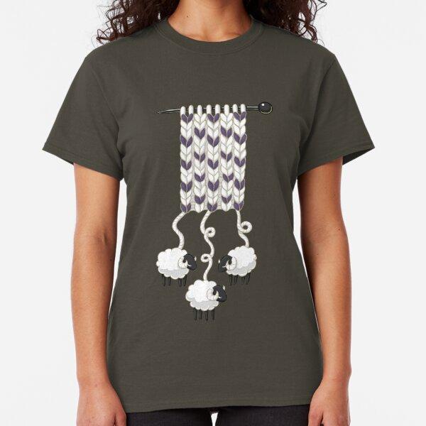 Wool Scarf Classic T-Shirt