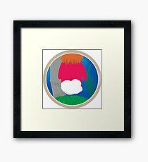 Ponyo Framed Print