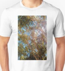 Trees and Flare Unisex T-Shirt