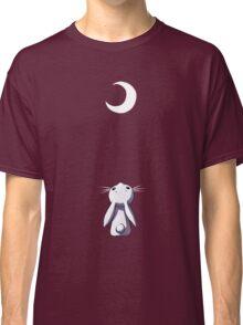 Moon Bunny Classic T-Shirt