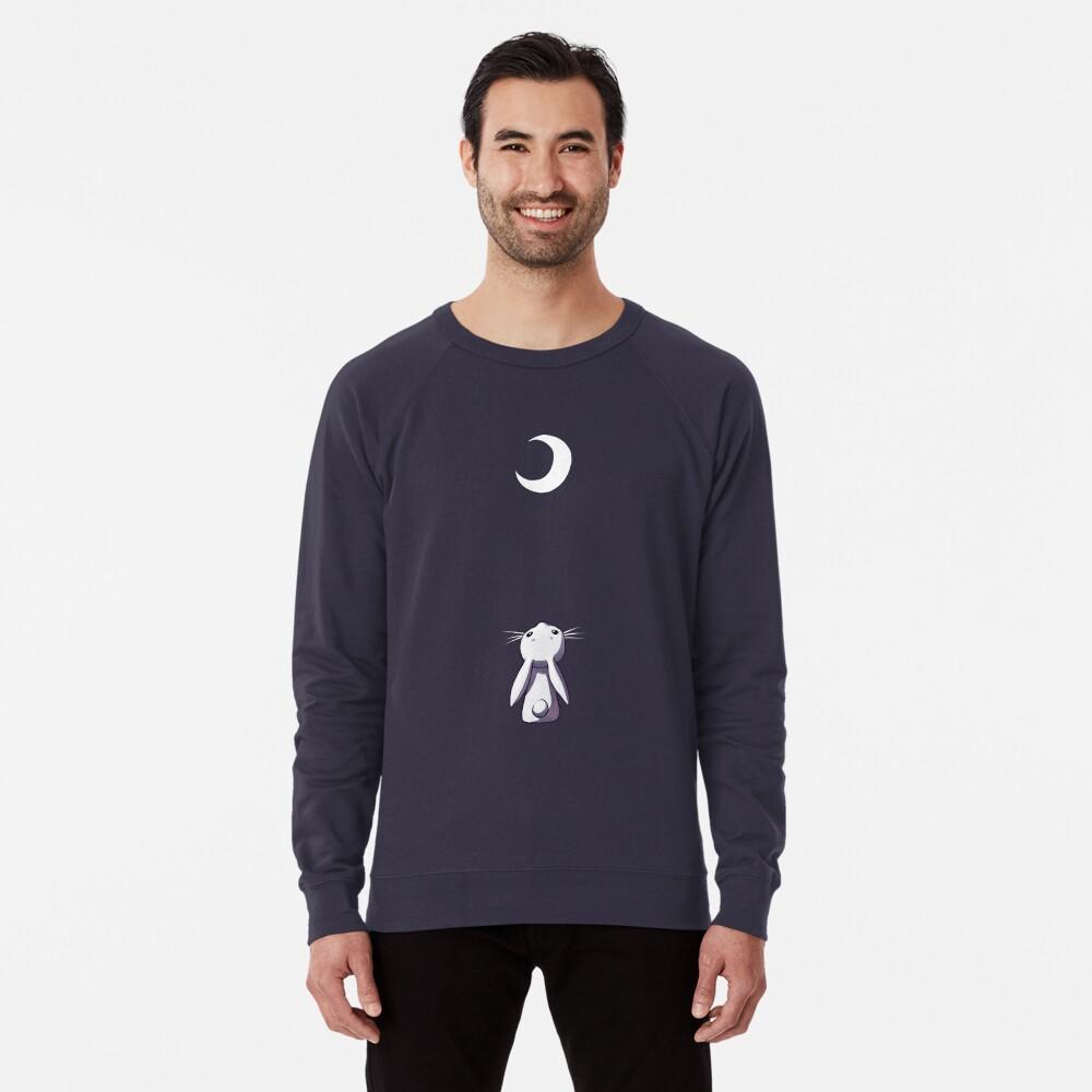 Moon Bunny Sudadera ligera