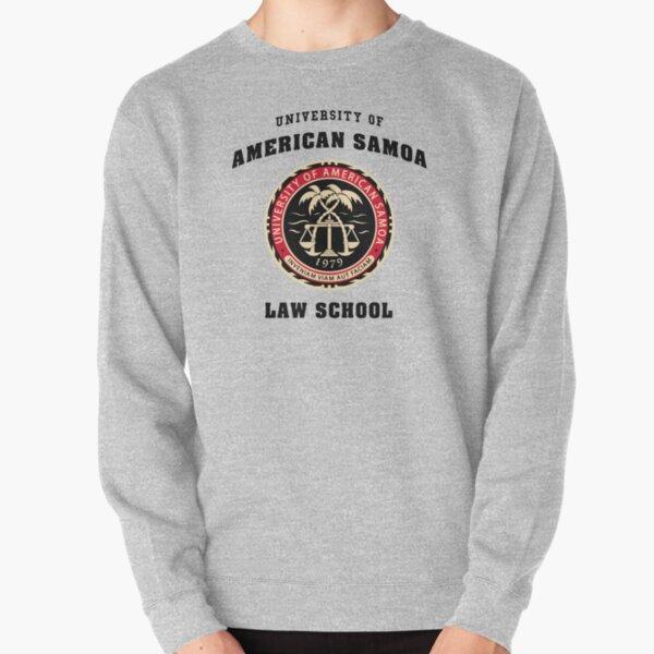 University of American Samoa Law School Logo Better Call Saul Pullover Sweatshirt