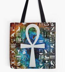 Bolsa de tela Galaxia egipcia Galaxy