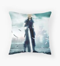 Final Fantasy Throw Pillow
