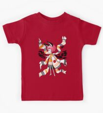 Daemon Girl Kids Tee