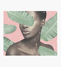 Musa Photographic Print