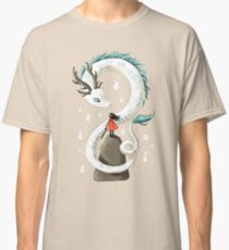 Camiseta clásica espíritu de dragón