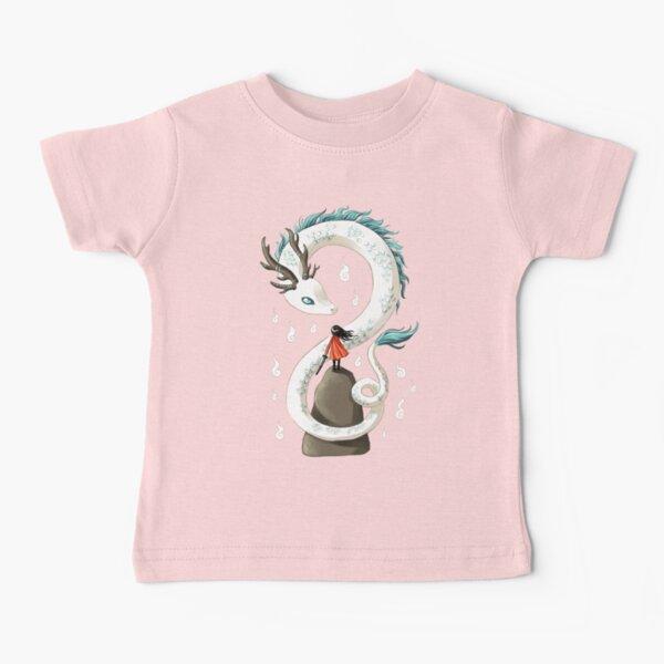espíritu de dragón Camiseta para bebés
