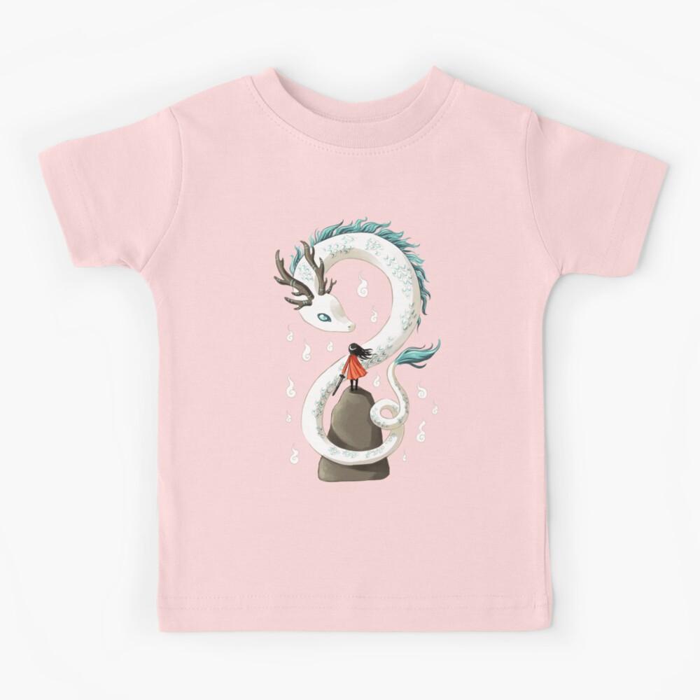 Dragon Spirit Kids T-Shirt