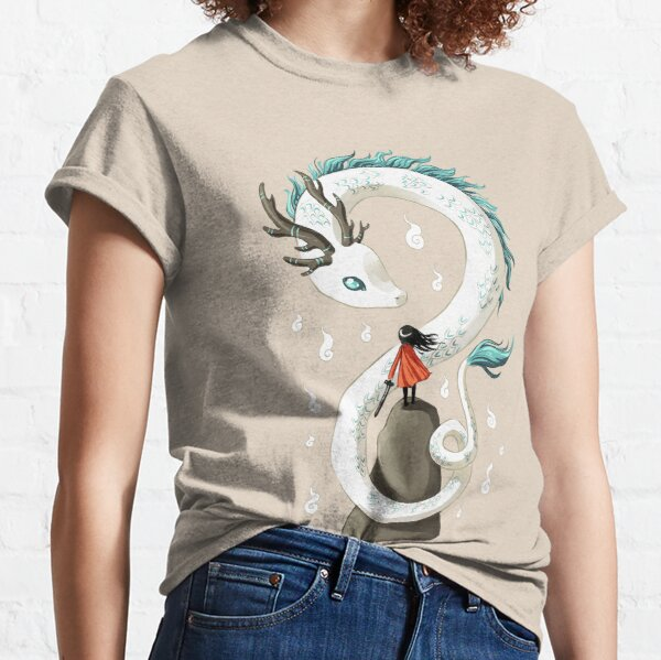 Dragon Spirit Classic T-Shirt