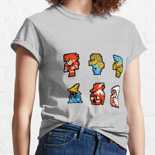 Final Fantasy: Team up (Redux) Camiseta clásica