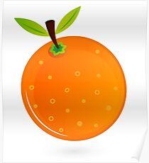 Orange fruit : for all Orange LOVERS Poster