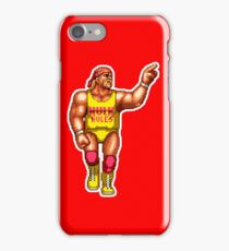 WRESTLEFEST RED & YELLOW PHONE CASE iPhone Case/Skin