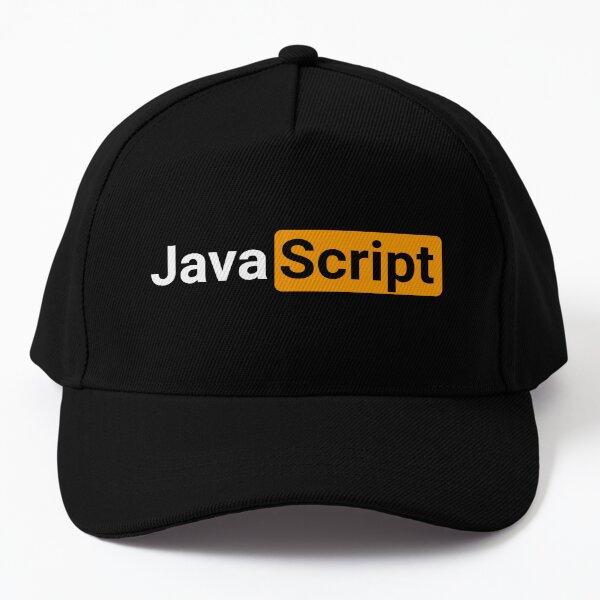 Naughty JavaScript Baseball Cap