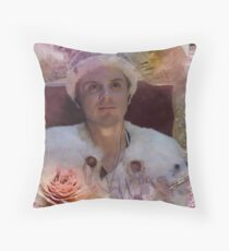 You Should See Him in a Crown Throw Pillow