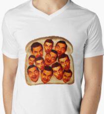 Beans on Toast Men's V-Neck T-Shirt