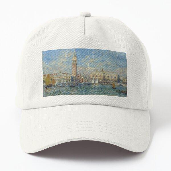 Doge's Palace, Venice - Pierre-Auguste Renoir - 1881 Dad Hat