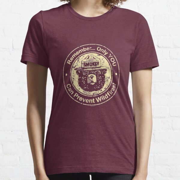 Smy Bear Only You Can Pre Essential T-Shirt