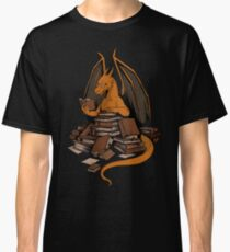 Book Wyrm Horde Classic T-Shirt